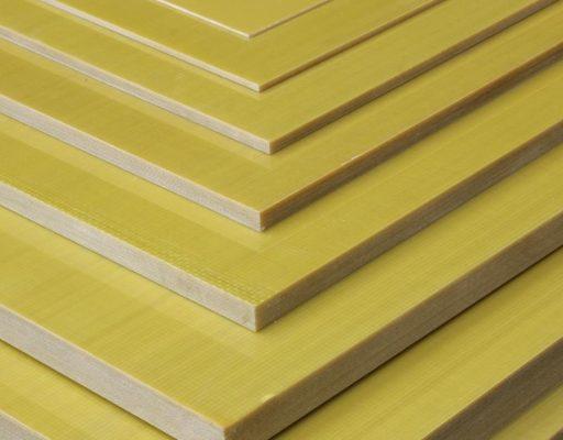 Стеклотекстолит СТЭФ листовой 2000×1000 мм разной толщины от 0,35 мм до 70 мм